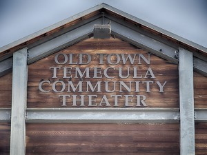 Temecula Theater, California