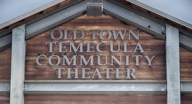 Temecula Theater, California